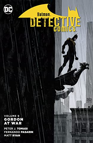 Batman: Detective Comics (2011-2016) Vol. 9: Gordon at War