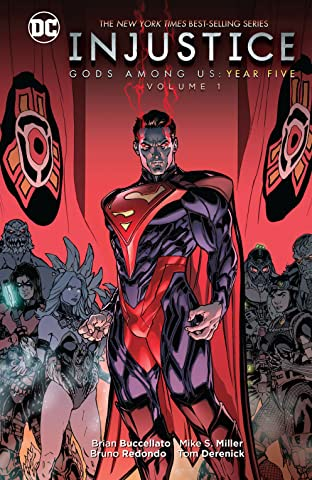 Injustice: Gods Among Us: Year Five (2015-2016) Tome 1