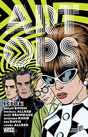 Art Ops (2015-2016) Vol. 2: Popism