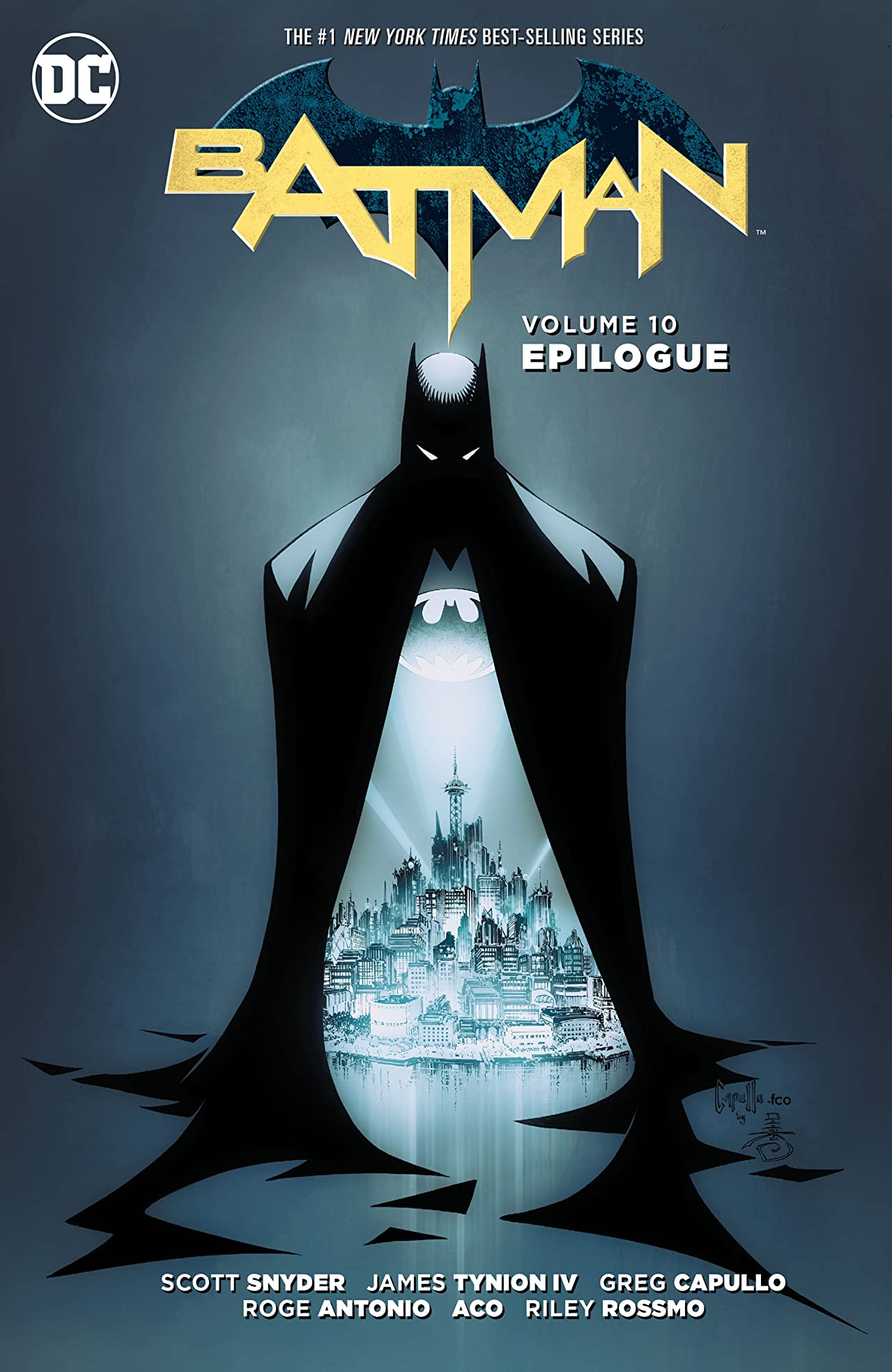 Batman (2011-2016) Vol. 10: Epilogue