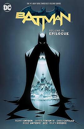 Batman (2011-2016) Vol. 10: Epilogue