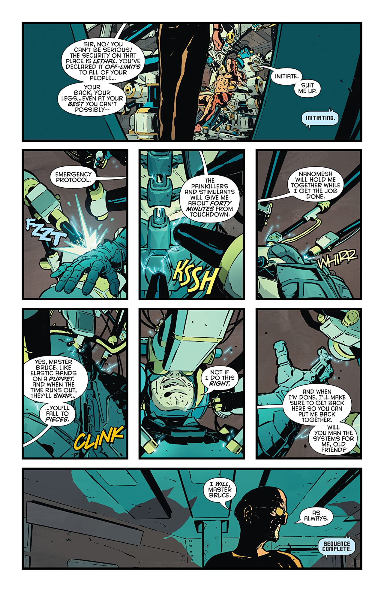 Batman (2011-2016) Tome 10: Epilogue