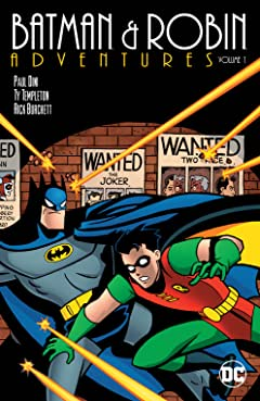 Batman & Robin Adventures (1995-1997) Tome 1