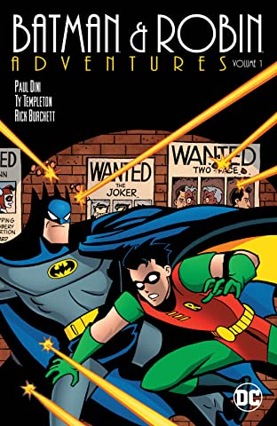 Batman & Robin Adventures (1995-1997) Vol. 1