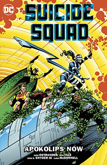 Suicide Squad (1987-1992) Vol. 5: Apokolips Now