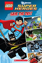 LEGO DC Super Heroes: Save The Day!