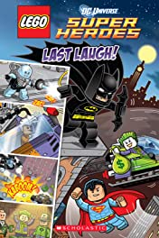 LEGO DC Super Heroes: Last Laugh!