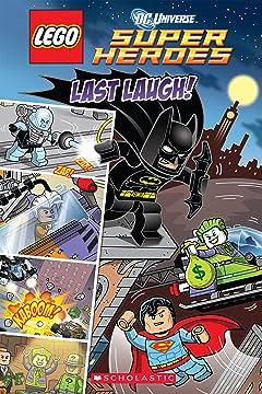 LEGO DC Super Heroes: Last Laugh!