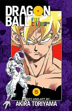 Dragon Ball Full Color: Freeza Arc Vol. 5