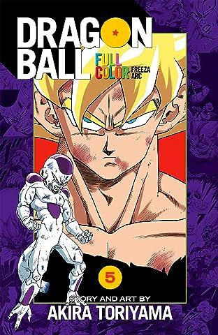 Dragon Ball Full Color: Freeza Arc Tome 5