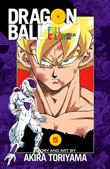 Dragon Ball Full Color: Freeza Arc Vol. 5