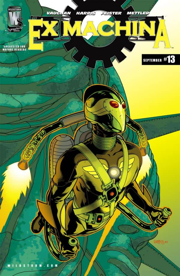 Ex Machina #13