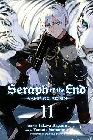 Seraph of the End Tome 11