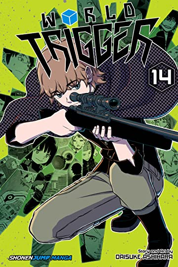 World Trigger Vol. 14