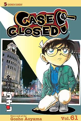 Case Closed Tome 61