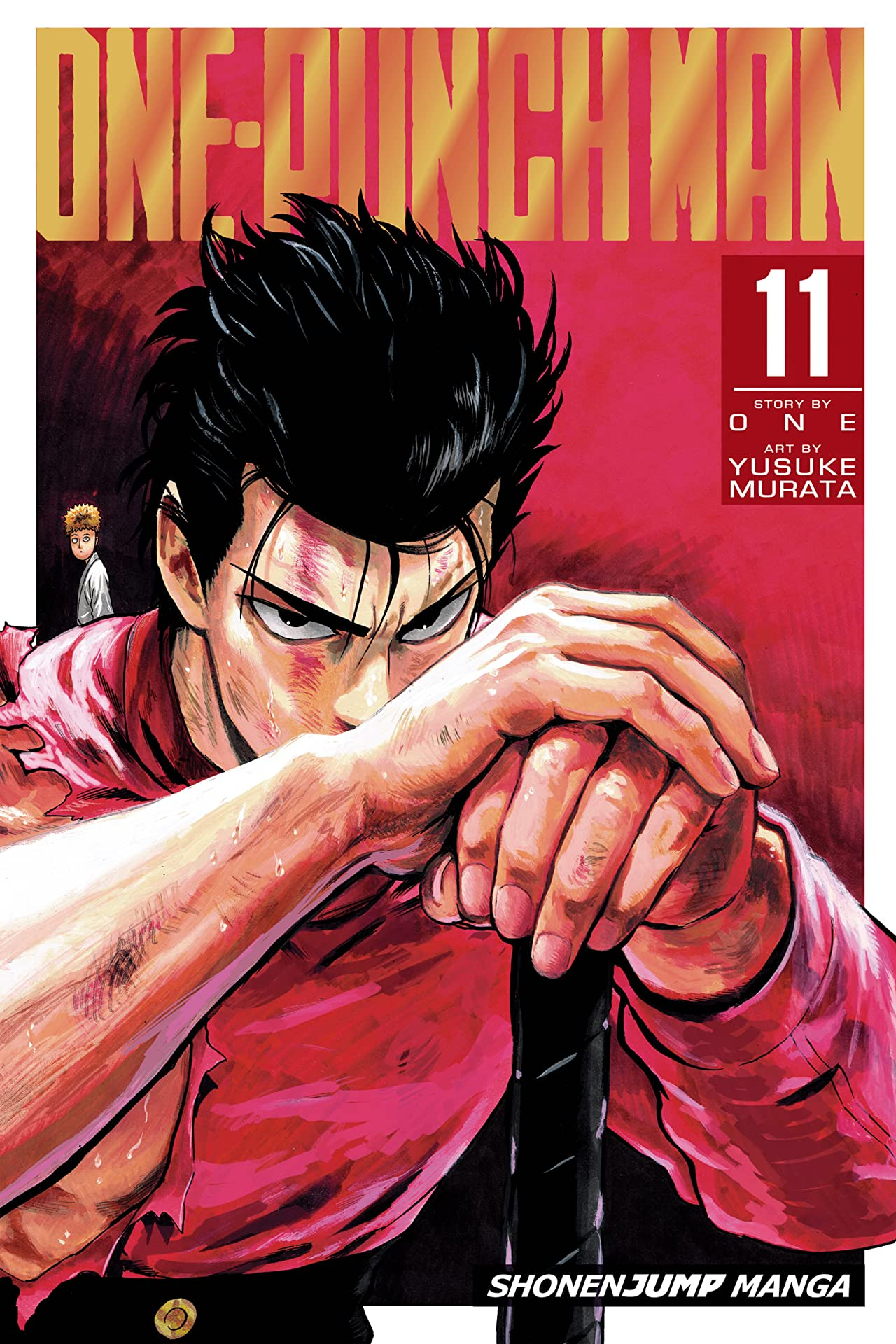 One-Punch Man Vol. 11