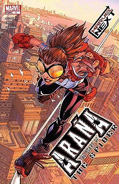 Araña (2005-2006) #1