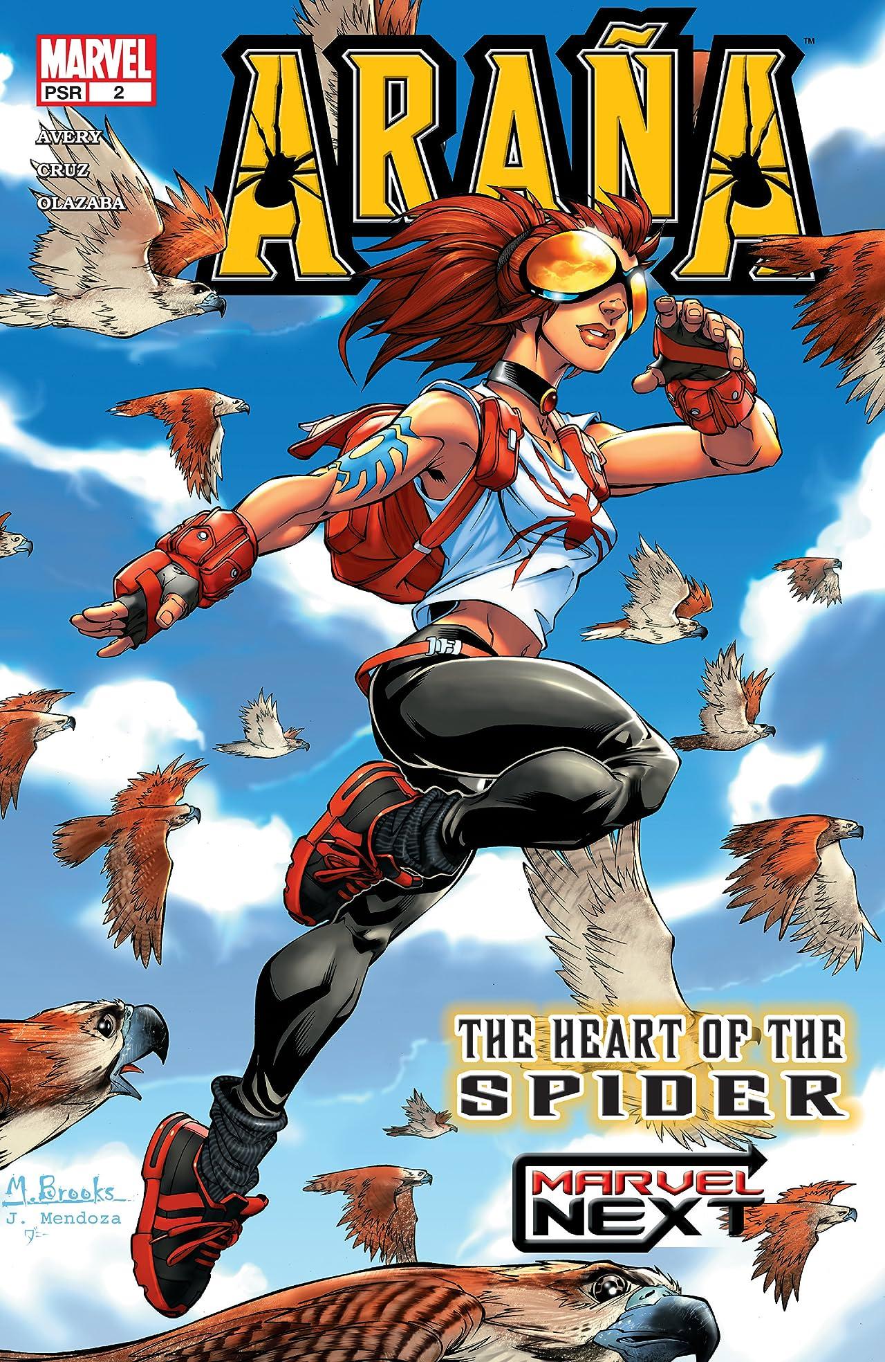 Araña (2005-2006) #2