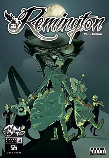 Remington Tome 3