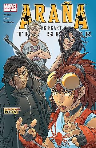 Araña (2005-2006) #9