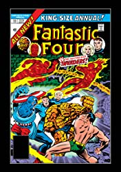 Fantastic Four (1961-1998) Annual #11