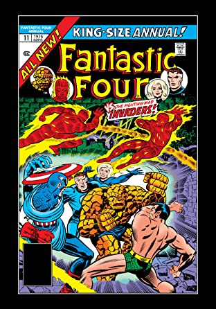 Fantastic Four (1961-1998) Annual #11