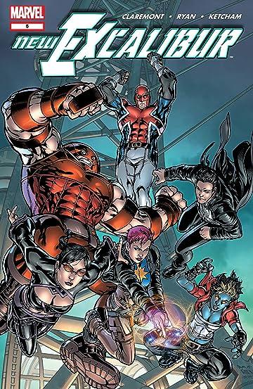 New Excalibur (2006-2007) #6