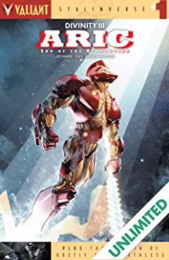 Divinity III: Aric, Son of the Revolution #1