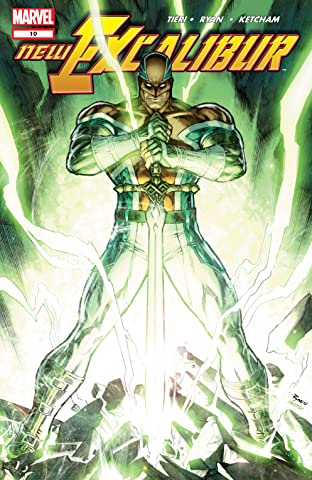 New Excalibur (2006-2007) #10