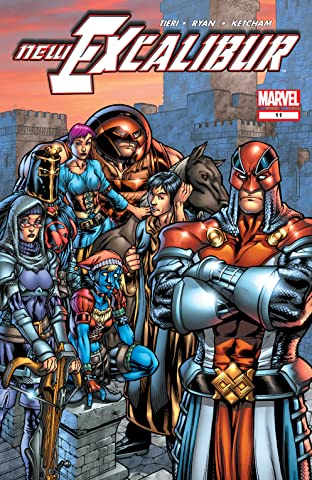 New Excalibur (2006-2007) #11