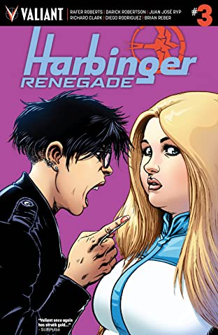 Harbinger Renegade No.3