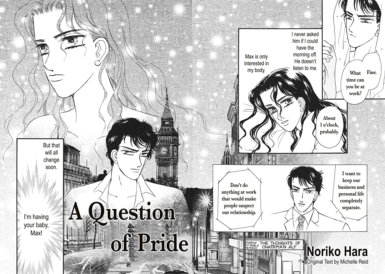 A Question of Pride: Preview