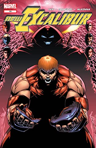 New Excalibur (2006-2007) #14