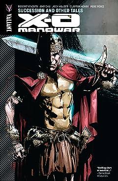 X-O Manowar Vol. 13