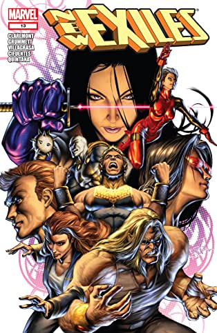 New Exiles (2008-2009) #13