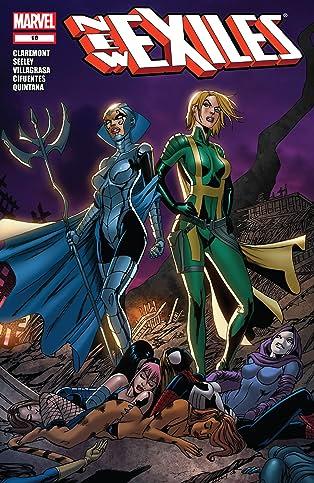 New Exiles (2008-2009) #16