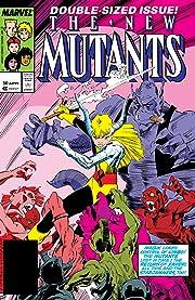 New Mutants (1983-1991) #50