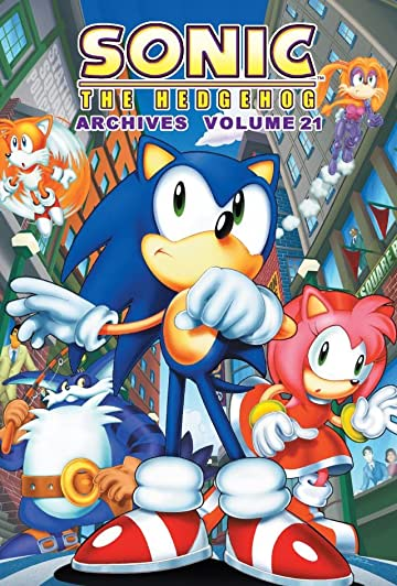 Sonic the Hedgehog Archives Vol. 21