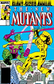 New Mutants (1983-1991) Annual #3