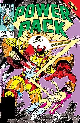 Power Pack (1984-1991) #18
