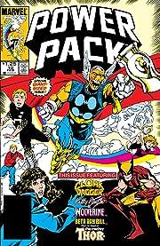 Power Pack (1984-1991) #19