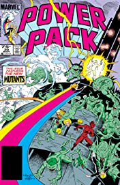 Power Pack (1984-1991) #20