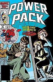 Power Pack (1984-1991) #21