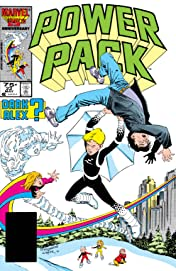 Power Pack (1984-1991) #22