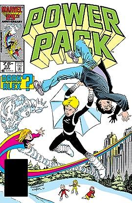 Power Pack (1984-1991) #22