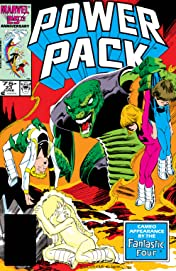 Power Pack (1984-1991) #23