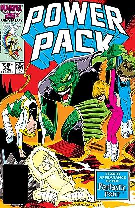 Power Pack (1984-1991) #23