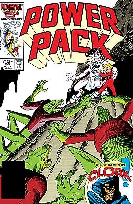 Power Pack (1984-1991) #24