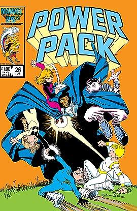 Power Pack (1984-1991) #26