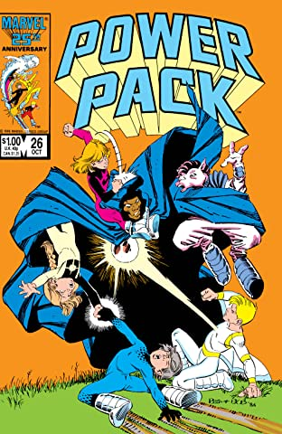 Power Pack (1984-1991) #26